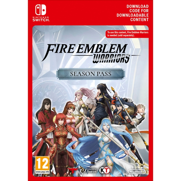 Fire Emblem Warriors:  Season Pass Nintendo Switch Digital Download