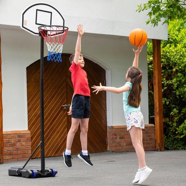 Tragbarer Basketballständer Starter, 150-210 cm