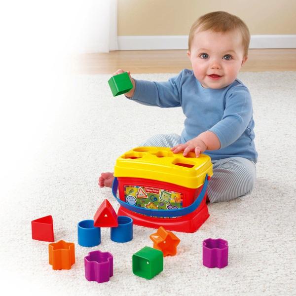 Fisher-Price- Babys erste Bausteine