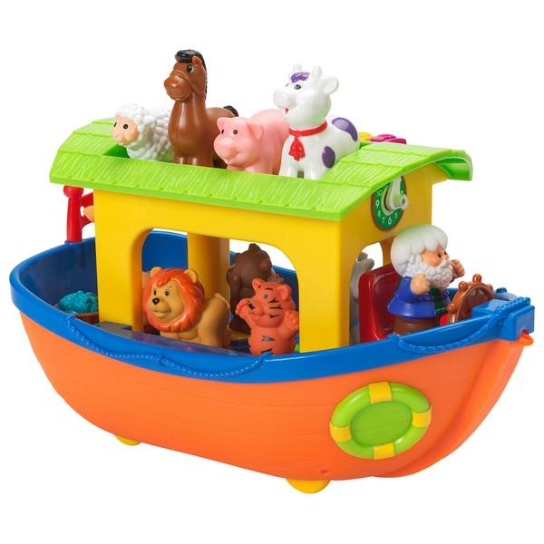 Big Steps - Noahs Aktivitäten-Arche