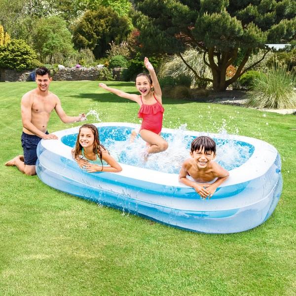 Intex - Pool Family Center, 260 x 175 x 56 cm