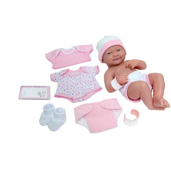 La Newborn Geschenkset Mädchen