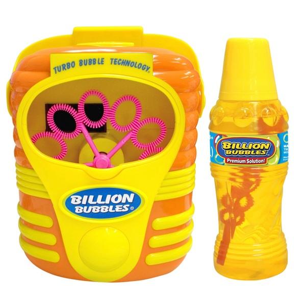 Billion Bubbles - Seifenblasengenerator