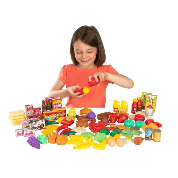Lebensmittel-Set, 120-tlg.