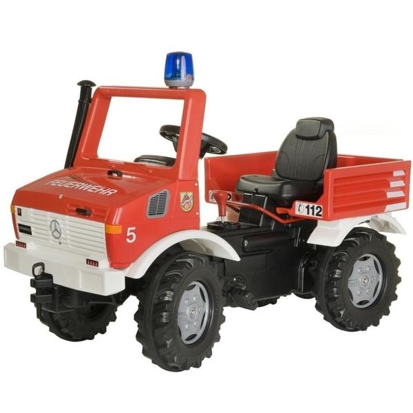 Rolly Toys - rollyFire Unimog