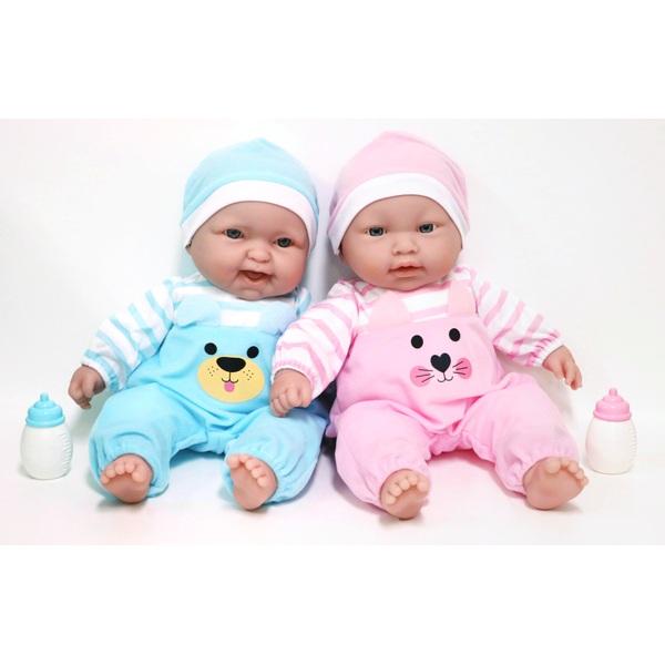 Baby Puppen Zwillinge, sortiert