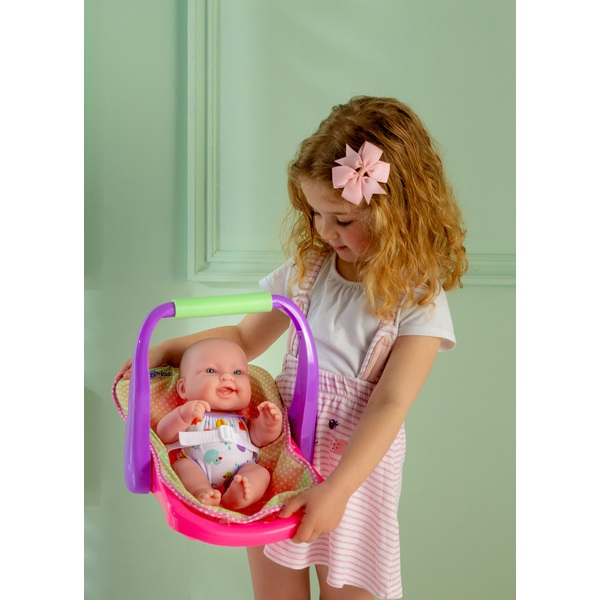 Lots to Love Babies - Puppe mit Babyschale