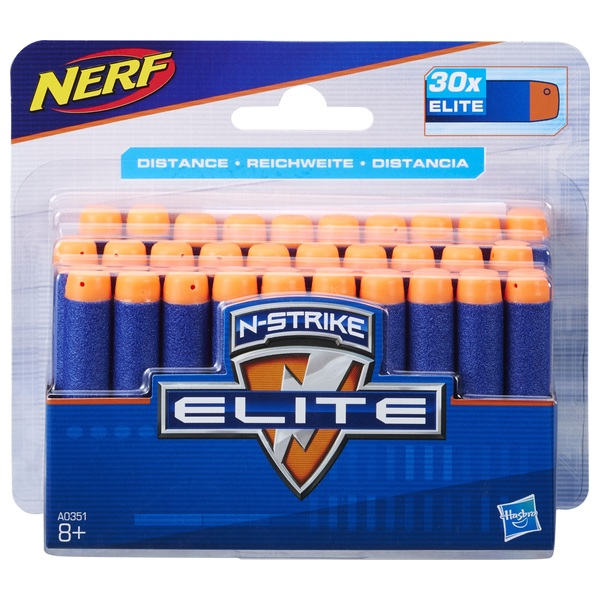 NERF - N-Strike Elite, Nachfüllpack, 30er