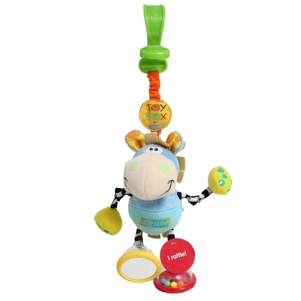 Playgro - Klipp Klapp Pferd für Kinderwagen
