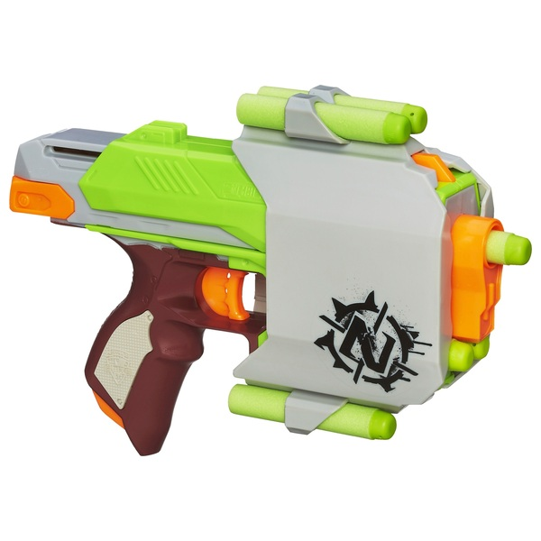 NERF - N-Strike Elite Sidestrike Zombie Strike