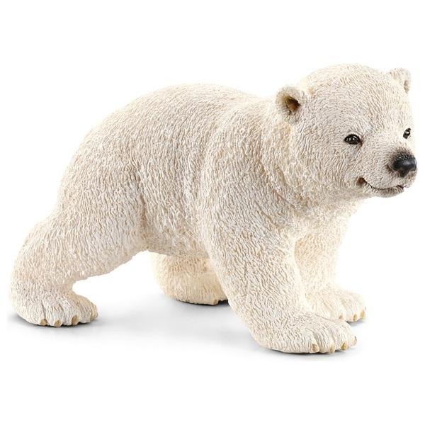Schleich - 14708 Eisbärjunges, laufend