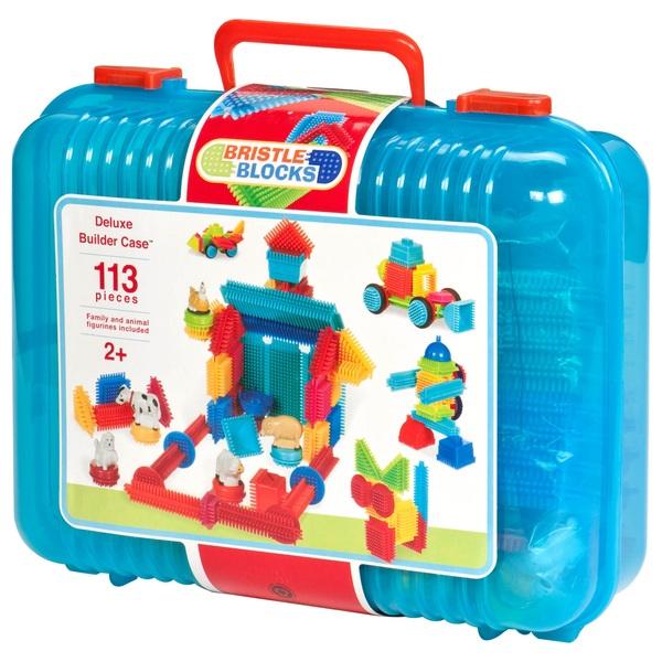 Bristle Blocks - Koffer, 113-tlg.