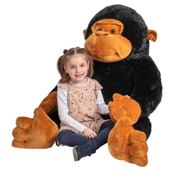 Plüschtier Gorilla George, 120 cm