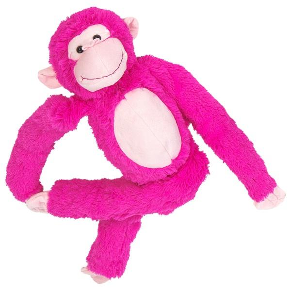 Affe zum Umhängen, pink