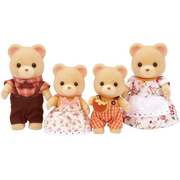 Sylvanian Families - Bärenfamilie Pelzig - 3150