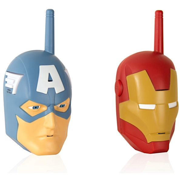 Marvel - Avengers: Walkie-Talkie