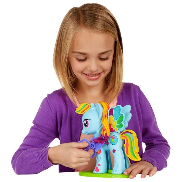 Play-Doh - Rainbow Dash: Mähnenspaß
