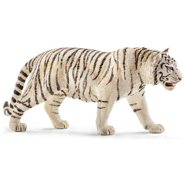 Schleich - 14731 Tiger, weiß