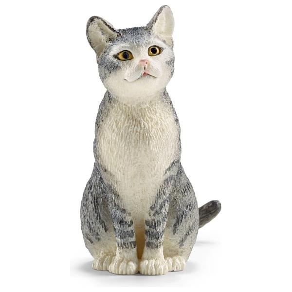 Schleich - 13771 Katze sitzend