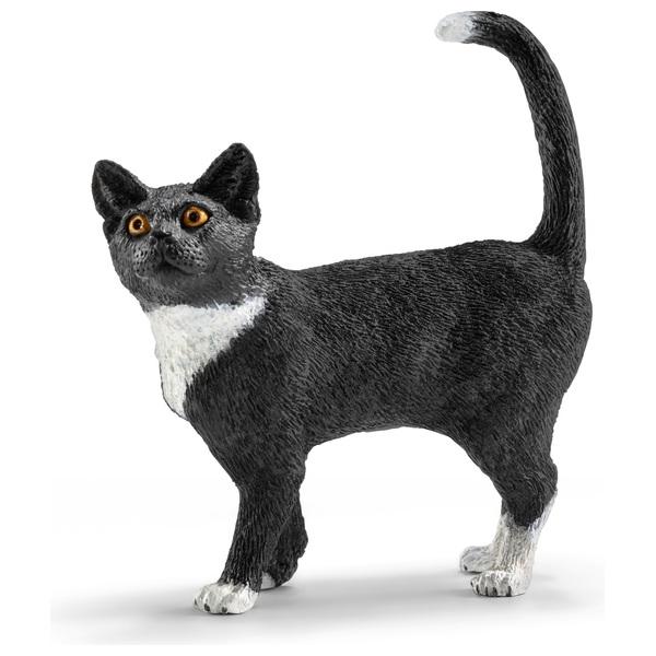 Schleich - 13770 Katze stehend