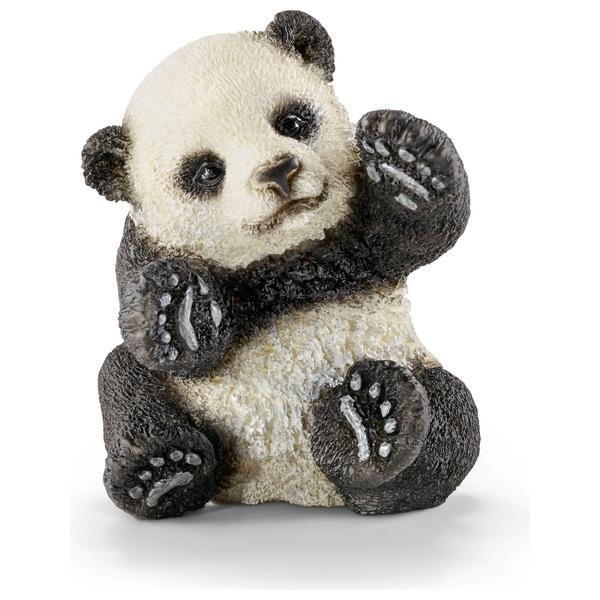 Schleich - 14734 Panda Junges, spielend