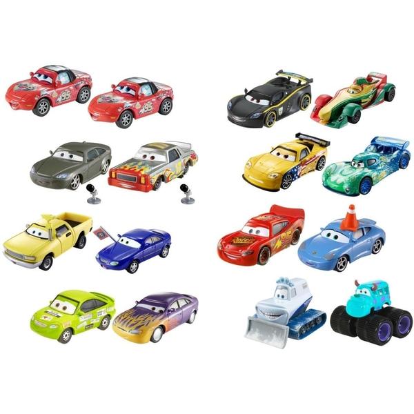 Disney Cars 3 - Die-Cast: 2er Pack, sortiert