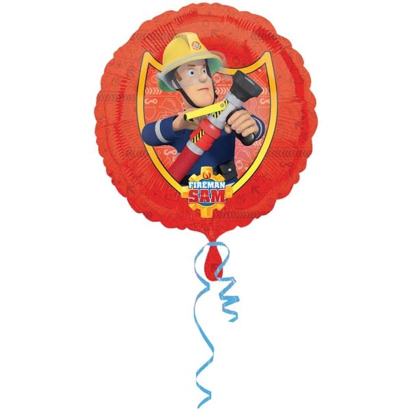 Feuerwehrmann Sam - Folienballon NR