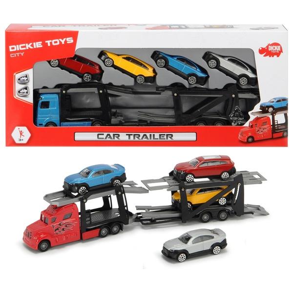 Dickie Toys - Autotransporter, sortiert