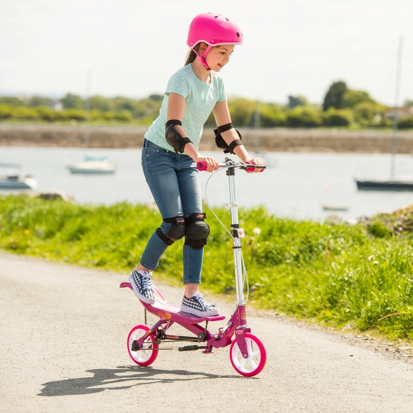 Space Scooter - X580, pink