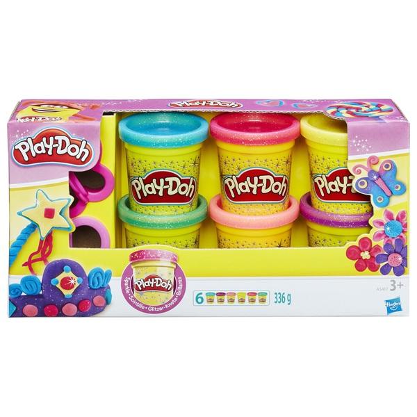 Play-Doh, Glitzerknete