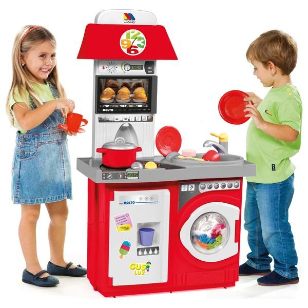 Molto Spielküche, rot