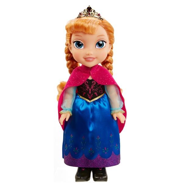Disney Die Eiskönigin - Anna mit Wintercape