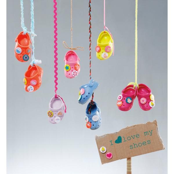 BABY born- Clogs mit Pins, sortiert