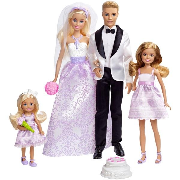 Barbie - Hochzeitsset