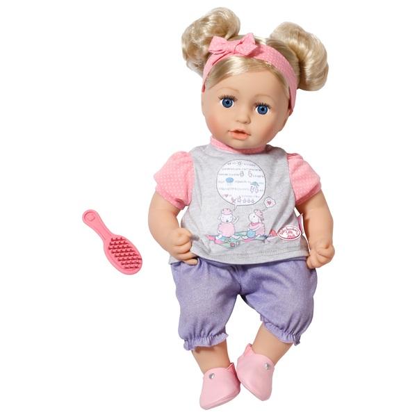Baby Annabell Puppe Sophia So Soft Baby Annabell Deutschland