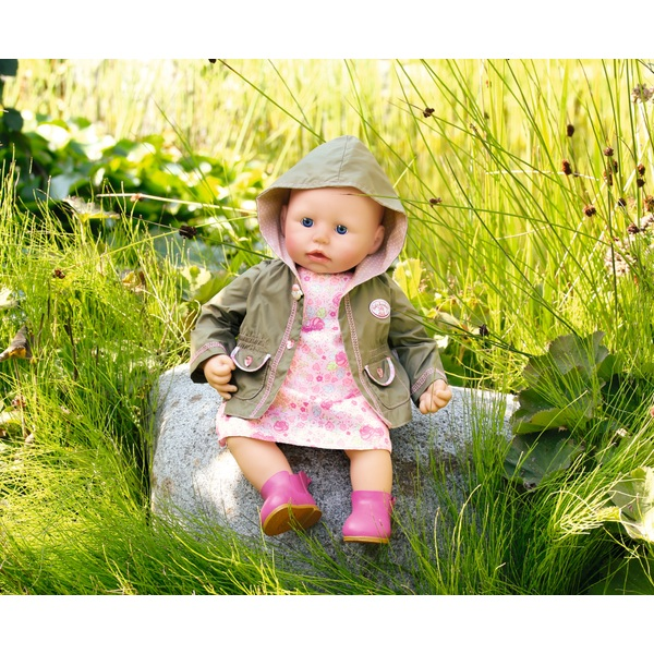 Baby Annabell - Deluxe-Set: Outdoor-Spaß