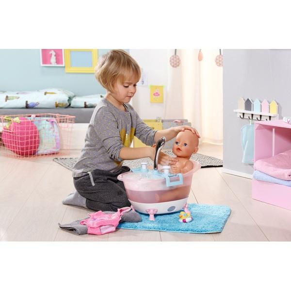BABY born- Bathroom: Badewanne mit Licht- und Soundeffekten