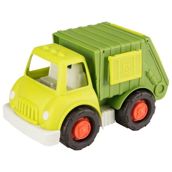 Wonder Wheels - Recycling-Müllwagen