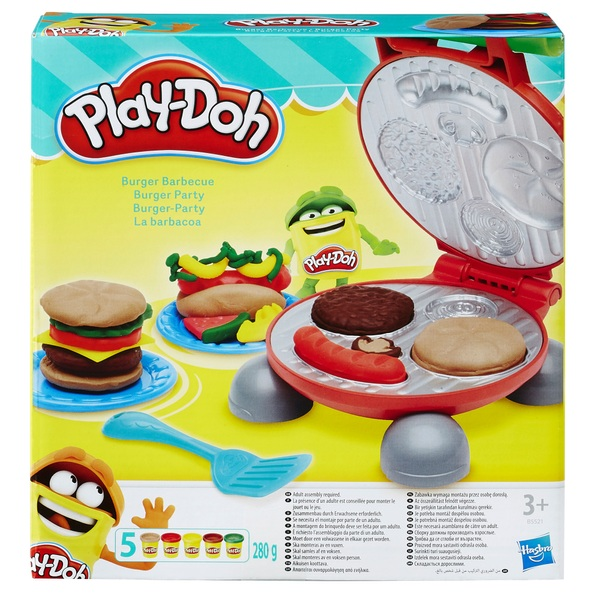Play-Doh - Burger Party