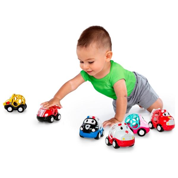 Oball - GoGrippers Fahrzeuge, sortiert