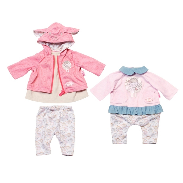 Baby Annabell - Tag-Outfit, sortiert