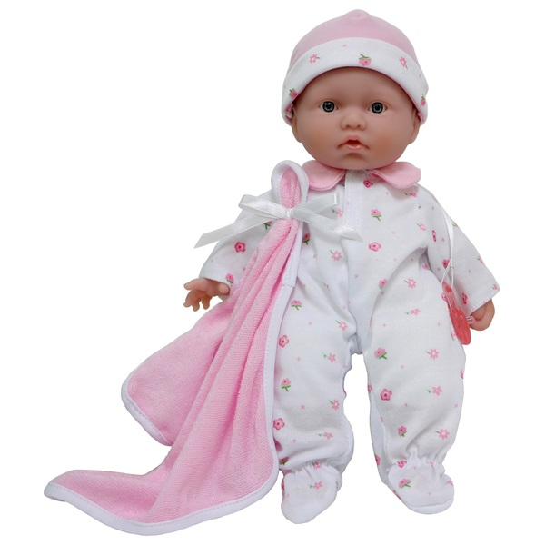 La Baby - Puppe mit rosafarbenem Outfit