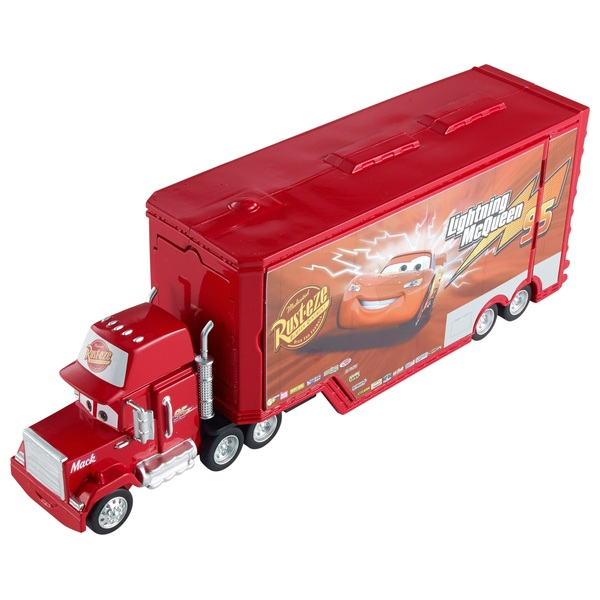 Disney Cars - Megasprung Mack 3-in-1