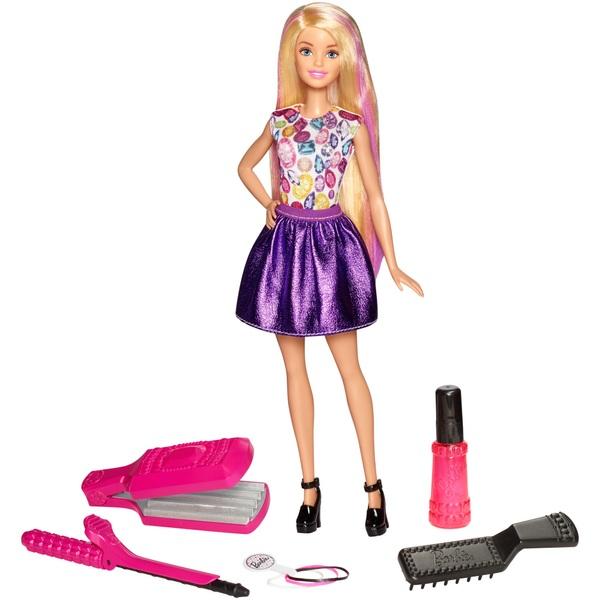 Barbie - Wellen und Lockenspaß