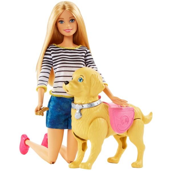 Barbie - Barbie & stubenreines Hündchen