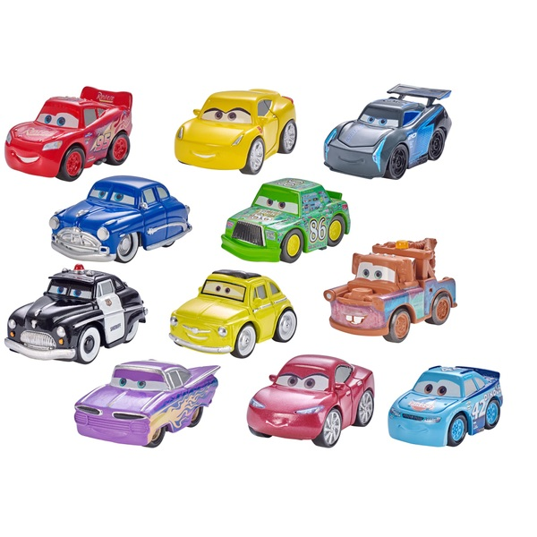 Disney Cars 3 - Micro Racer Blindpack, sortiert