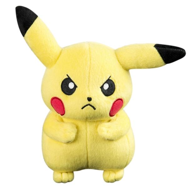 Pokémon - Angry Pikachu, ca. 20 cm