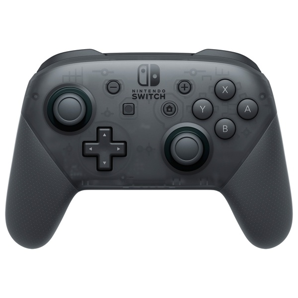 Nintendo - Switch: Pro Controller