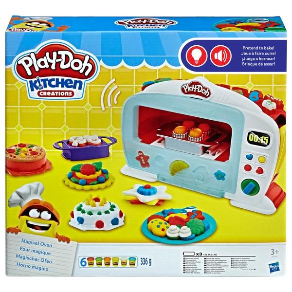 Play-Doh - Magischer Ofen