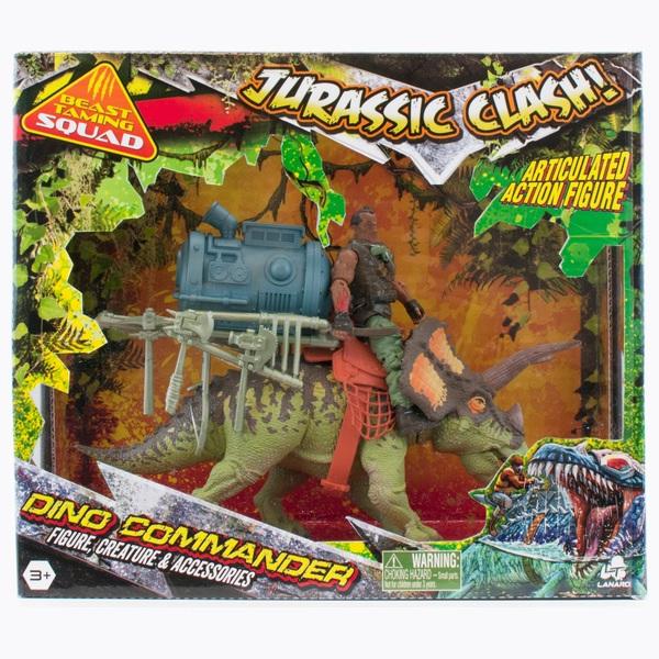 Jurassic Clash - Dino Commander, Triceratops